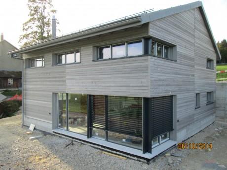 maison ossature en bois suisse etienne berney ebenisterie menuiserie